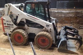 Evaluation for Blind Spots and Skid Steers