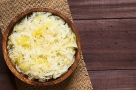 Home Food Preservation: Fermented Pickles and Sauerkraut