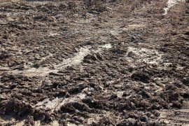 Got Mud? Safe Extraction of Farm Machinery