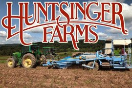 On the Road: Huntsinger Farm – Potato Harvesting