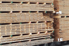 Kiln Drying of Hardwood Lumber