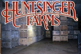 On the Road: Huntsinger Farm - Pack House