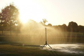 Principles of Turfgrass Irrigation