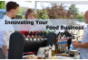 Food Business Innovation: Using Social Media