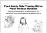 Food Safety Field Training Kit for Fresh Produce Handlers