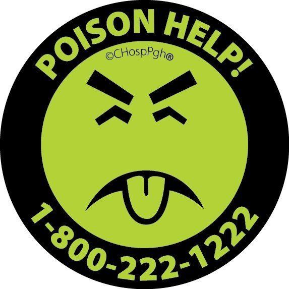 Mr. Yuk Stickers