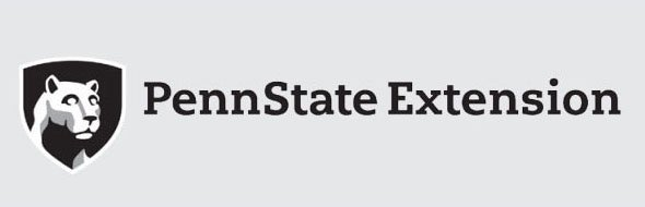 Penn State Extension Grayscale Logo